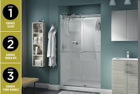 shower doors handles replacement parts delta bathroom design