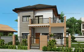 The 25 Best Two Storey House Plans Ideas On Pinterest  Sims Two Storey Modern House Designs