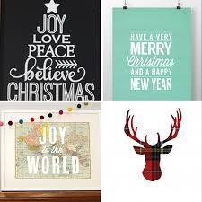 20 Beautiful Modern Free Christmas Prints Its Always Autumn
