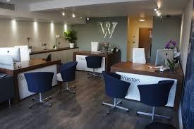 estate agent office design. Estate Agents Bespoke Desks And Wall Clock In Norwich Agent Office Design E