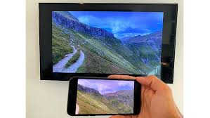 how to mirror iphone to any smart tv