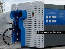 Bicycle Vending Machine Gorgeous Bicycle Vending Machine In This World Pinterest Vending Machine