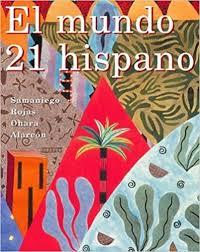 Amazon.com: El Mundo 21 hispano (9780618498086): Samaniego, Fabián ...