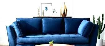 dark blue couch. Modern Blue Sofa Dark Living Room Couch Elegant .