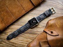 louis vuitton apple watch band. lv straps cut from authentic louis vuitton old bag · leather watchesauthentic vuittonlilyapple apple watch band