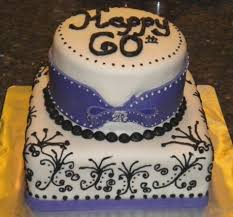 60th Birthday Cakes For Mom And Dad Amazingbirthdaycakesml