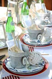 Nautical Table Settings 17 Best Ideas About Nautical Table On Pinterest Nautical Party