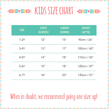 Child T Shirt Size Chart By Age Buy Acute Father And Son Shirts Canvasavenue Com