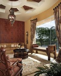 Wonderful Moroccan Living Rooms Modern Ceiling Design Ideas Relaxing R Intended Inspiration