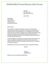 Block Form Business Letter Module 5 Section 1 Business Letter Basics 10 Minutes Peregrine