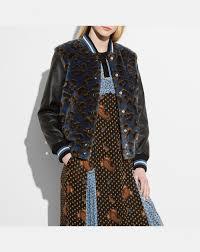 COACH: Women's Outerwear & WILD BEAST VARSITY JACKET ... Adamdwight.com
