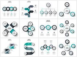 Infographics Templates Bundle Free Psd Template Psd Repo