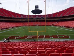 Arrowhead Stadium Section 128 Seat Views Seatgeek