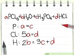 balance equations containing balancing complex chemical practice