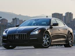 Maserati Quattroporte (2017)