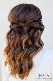 33 half up half down wedding hairstyles ideas partial updo Do It Yourself Wedding Hair Down 200 bridal wedding hairstyles for long hair that will inspire do it yourself wedding hair down