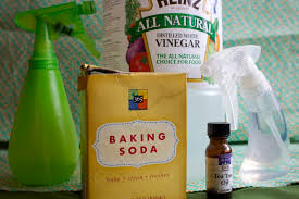 Using Baking Soda and Vinegar for Home Cleaning Leave a comment
