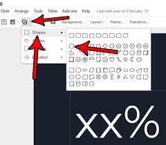 Draw a dotted line from p1 to p2. How To Insert A Circle In Google Slides Solve Your Tech