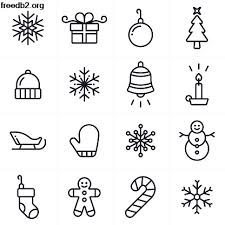christmas ornament clipart black and white. Black And White Christmas Ornaments Whit Clip Art Inside Ornament Clipart