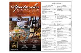 Top Restaurant Menu Design In Houston Infiniti Graphics Work