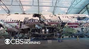 25 years after TWA Flight 800 - YouTube