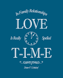 Love Is Spelled Time Quote Daily Motivational Quotes