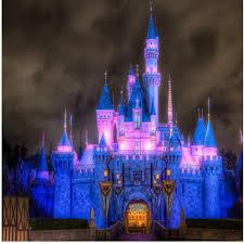 Fairy Castle Night Light Amazon Com Xbwy Custom Mural Wallpaper 3d Light Night Scene