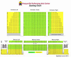 71 Circumstantial Ppac Wicked Seating Chart