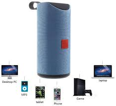 Buy BTK Trade TG-<b>113 Bluetooth</b> Portable Speaker ( Blue ) Online ...