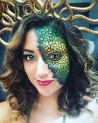 medusa makeup medusa make up tutorial