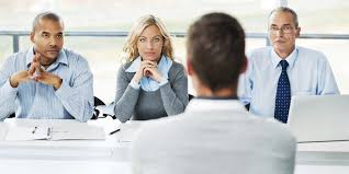 how to handle your first interview after being fired footballscoop young man have job interview