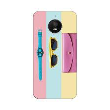 motorola e4 phone case. mangomask motorola moto e4 plus mobile phone case back cover custom printed designer series all girly o