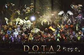 dota 2 posters all heroes silk wall poster gaming room prints