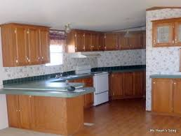 Cabinets In Mfg Homes Arenu0027t Always The Best. (To Learn More About Our  Cabinets U0026 How We Painted Them Follow This LINK To Our Q U0026 A)