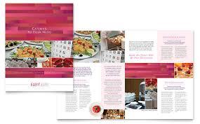 Sample Banquet Hall Brochures Corporate Event Planner Caterer