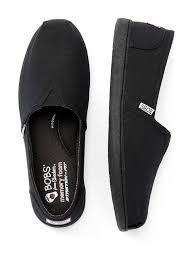 wide width memory foam slip on shoes bobs from skechers
