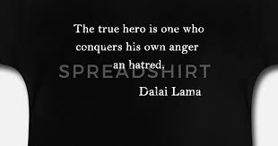 Dalai Lama Zitat Spruch Buddhismus Mönch China Baby T Shirt