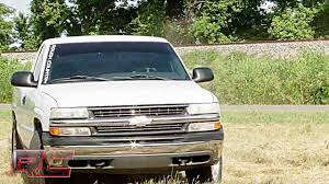 Rough Country's 99-06 Chevy GMC 2WD 1.5