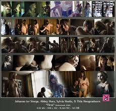 Nudity in European and Latin American Mainstream Cinema April 2012