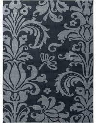 well woven rug blue damask area rugs amazing grey modern damask well woven area rug inside