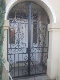 front door gate. New Steel/wrought Iron Security Gate/screen, Made To Measure Up 4 Front Door Gate Pinterest