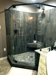 diy bathroom remodel shower tile installation shelf average cost for laying in pan