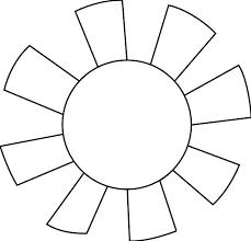 Sun Template Printable Shoobies Bits And Pieces Box Of Sunshine Box Of Sunshine