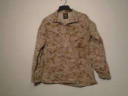 Us Marines Usmc Blouse Desert Marpat Uniform Combat Coat