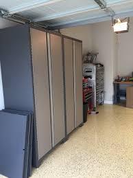 Strong Hold Cabinets Newage Garage Cabinets 18 Gauge Vs 24 Gauge The Garage