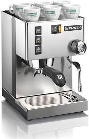 TÌm hiểu về máy pha cà phê Rancilio và Nuova Simonelli |