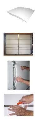 garage door insulation ideasdoor  16 Foot Garage Door Replacement Panels Dependability