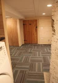 carpet tiles bedroom. Our Basement Part 40 Installing Carpet Tile Stately Kitsch With Tiles Prepare 18 Bedroom