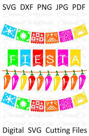 Find & download free graphic resources for fiesta banner. Pin On Svg For Silhouette Cricut Scrapbook