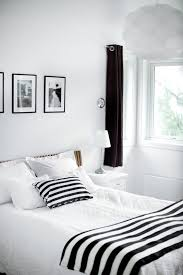Black And White Striped Bedroom Ideas 2